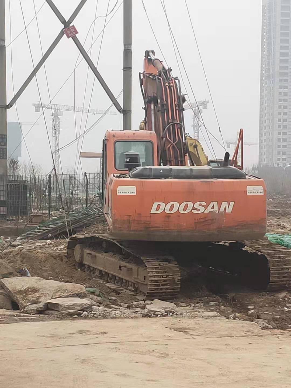 西安建筑垃圾清运现场